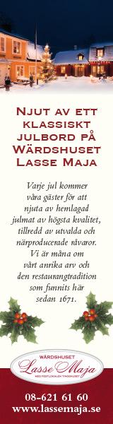 Lassemajas Julbord